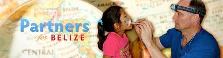 Partners For Belize - Medical Mission website